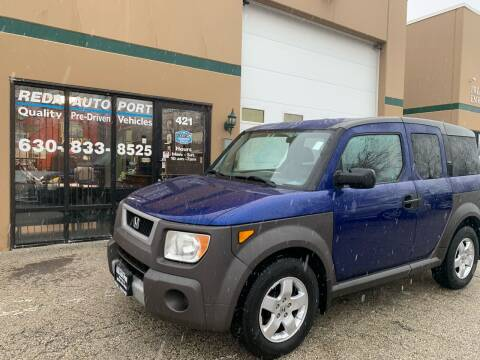 2005 Honda Element for sale at REDA AUTO PORT INC in Villa Park IL