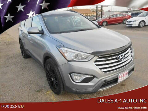 2016 Hyundai Santa Fe for sale at Dales A-1 Auto Inc in Jamestown ND