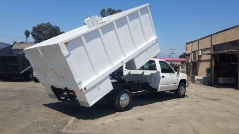 1997 Chevrolet Silverado 3500HD for sale at Vehicle Center in Rosemead CA