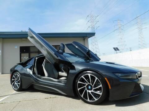 2014 BMW i8 for sale at Conti Auto Sales Inc in Burlingame CA
