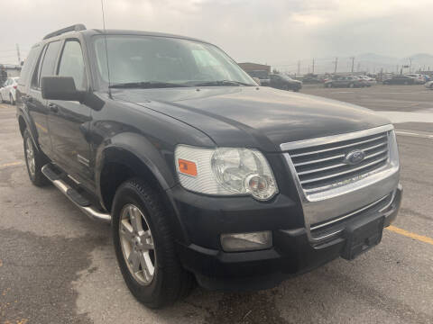 2007 Ford Explorer for sale at BELOW BOOK AUTO SALES in Idaho Falls ID