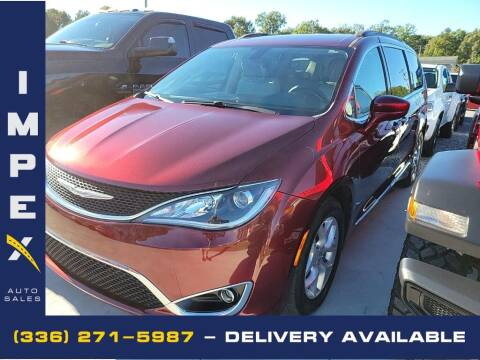 2017 Chrysler Pacifica for sale at Impex Auto Sales in Greensboro NC