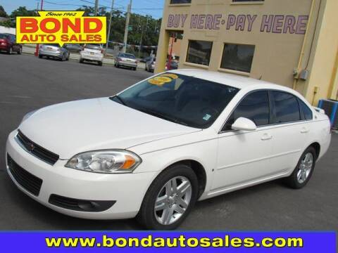 2006 Chevrolet Impala for sale at Bond Auto Sales in St Petersburg FL