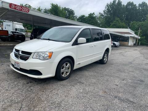 2013 Dodge Grand Caravan for sale at Ohio Auto Connection Inc in Maple Heights OH