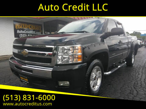2010 Chevrolet Silverado 1500 for sale at Auto Credit LLC in Milford OH