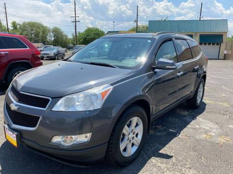 2011 Chevrolet Traverse for sale at Dan's Auto Sales in Grand Junction CO