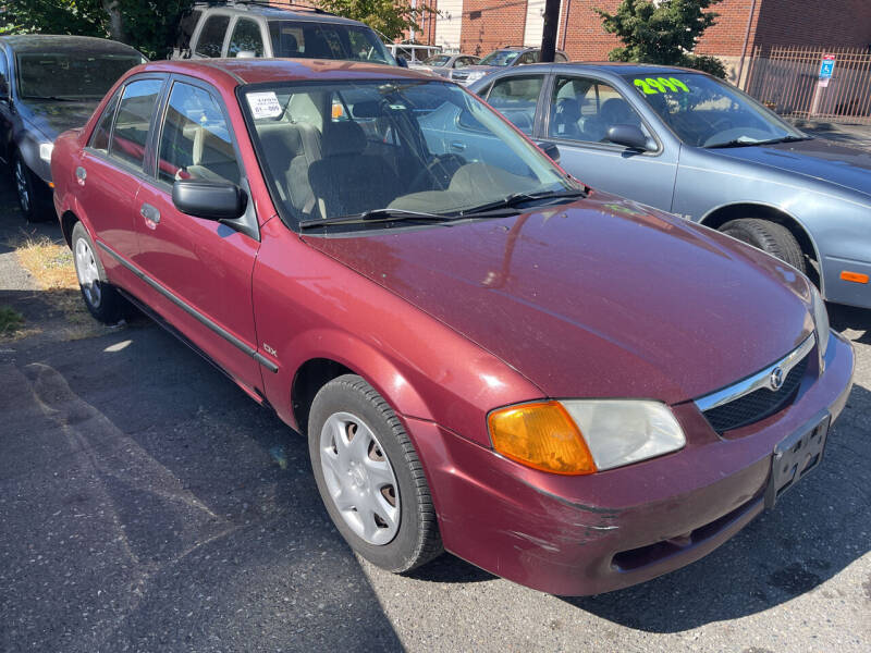 1999 Mazda Protege for sale at American Dream Motors in Everett WA