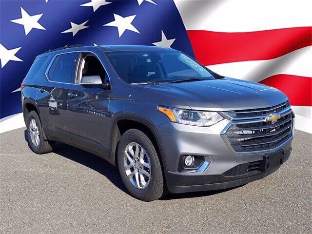 2020 Chevrolet Traverse for sale at Gentilini Motors in Woodbine NJ