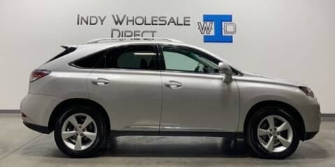 2015 Lexus RX 350 for sale at Indy Wholesale Direct in Carmel IN
