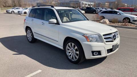 2012 Mercedes-Benz GLK for sale at Boktor Motors in Las Vegas NV