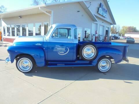 1954 Chevrolet 3100 for sale at Milaca Motors in Milaca MN