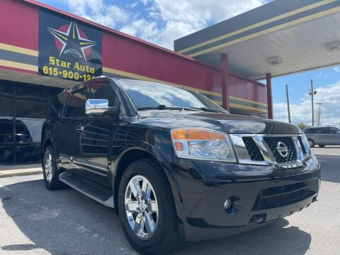 2010 Nissan Armada for sale at Star Auto Inc. in Murfreesboro TN