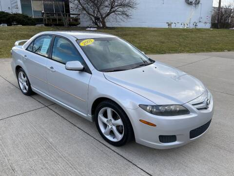 2007 Mazda MAZDA6 for sale at Best Buy Auto Mart in Lexington KY