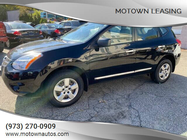 2011 Nissan Rogue for sale at Motown Leasing in Morristown NJ