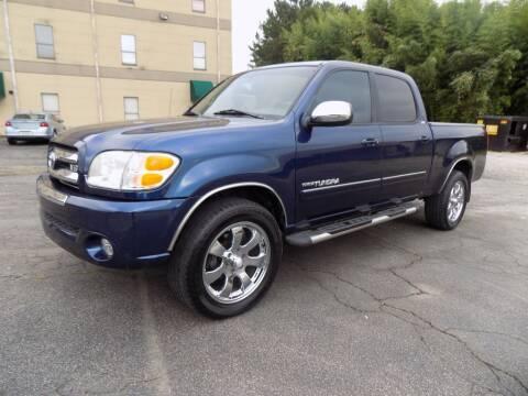 2004 Toyota Tundra for sale at S.S. Motors LLC in Dallas GA