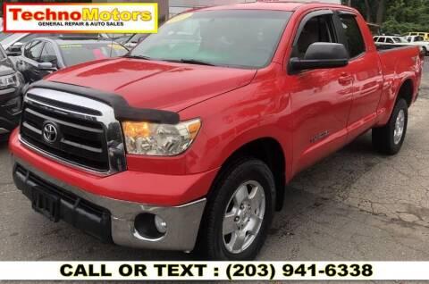 2012 Toyota Tundra for sale at Techno Motors in Danbury CT