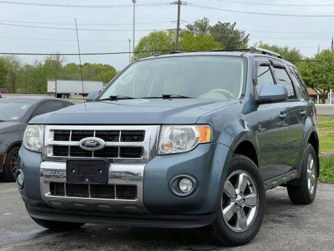2011 Ford Escape for sale at MAGIC AUTO SALES in Little Ferry NJ