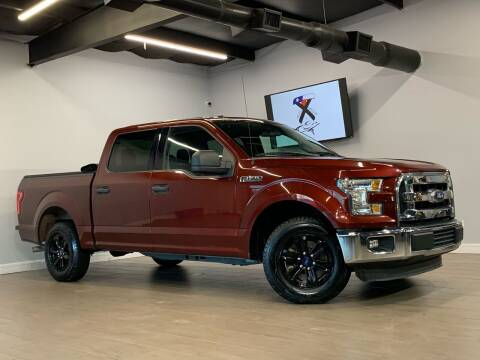2016 Ford F-150 for sale at TX Auto Group in Houston TX