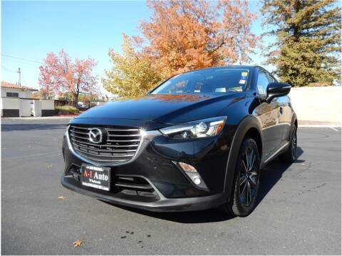 2016 Mazda CX-3 for sale at A-1 Auto Wholesale in Sacramento CA