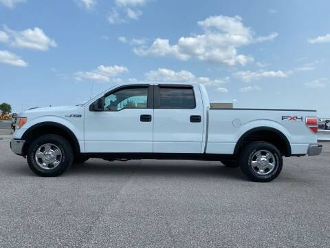 2013 Ford F-150 for sale at Grace Motor Mall LLC in Traverse City MI