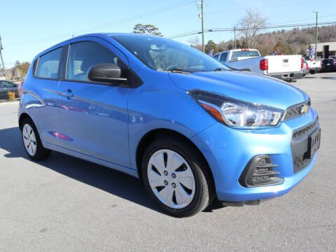 2018 Chevrolet Spark for sale at Viles Automotive in Knoxville TN