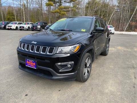 2017 Jeep Compass for sale at North Berwick Auto Center in Berwick ME