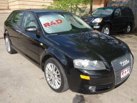 2007 Audi A3 for sale at R & D Motors in Austin TX