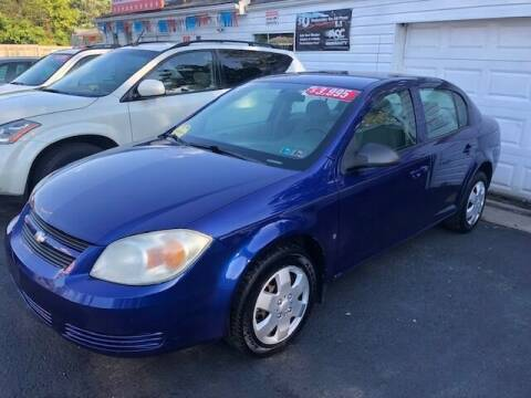 2007 Chevrolet Cobalt for sale at INTERNATIONAL AUTO SALES LLC in Latrobe PA