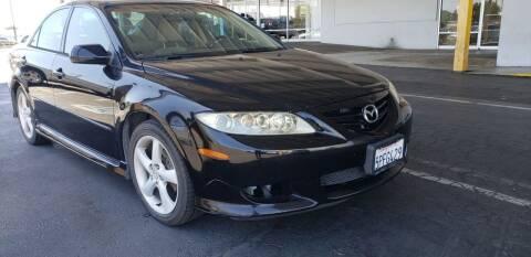 2005 Mazda MAZDA6 for sale at Express Auto Sales in Sacramento CA