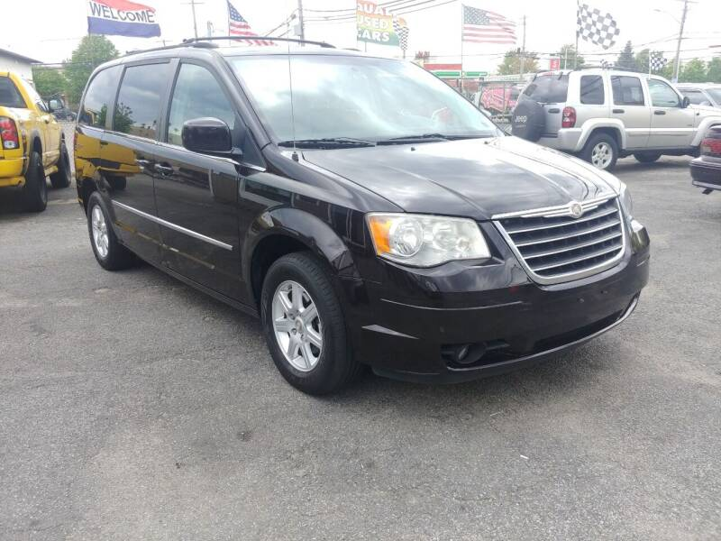 2010 Chrysler Town and Country for sale at Viking Auto Group in Bethpage NY