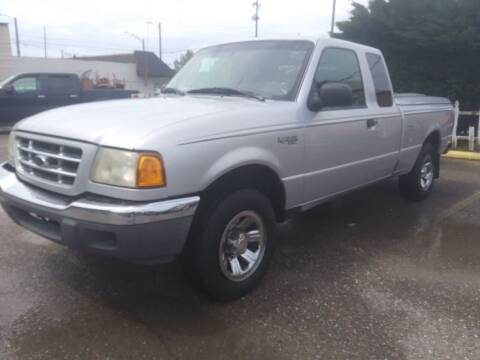 2003 Ford Ranger for sale at Best Buy Autos in Mobile AL