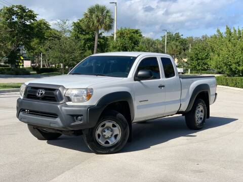 2013 Toyota Tacoma for sale at Citywide Auto Group LLC in Pompano Beach FL
