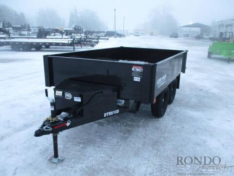2021 Bri-Mar Dump DTR610D-7 for sale at Rondo Truck & Trailer in Sycamore IL
