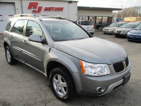 2006 Pontiac Torrent for sale at RJ Motors in Plano IL