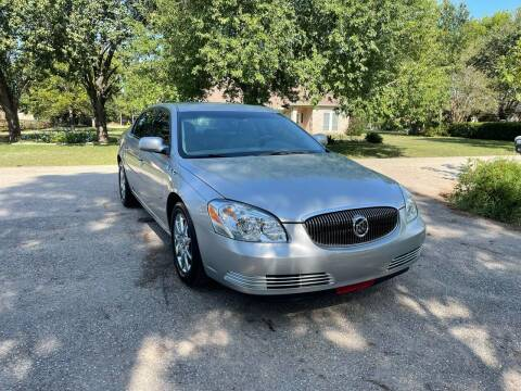 2008 Buick Lucerne for sale at CARWIN MOTORS in Katy TX