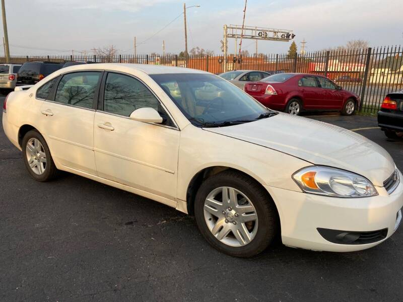 2007 Chevrolet Impala for sale at Five Star Auto Center in Detroit MI