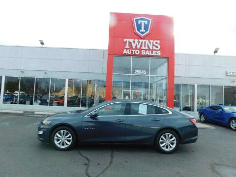 2019 Chevrolet Malibu for sale at Twins Auto Sales Inc Redford 1 in Redford MI