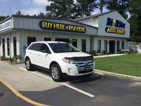 2014 Ford Edge for sale at Bi Rite Auto Sales in Seaford DE