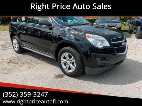 2014 Chevrolet Equinox for sale at Right Price Auto Sales in Waldo FL