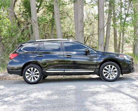 2018 Subaru Outback for sale at Northwest Premier Auto Sales in West Richland And Kennewick WA