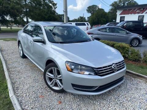 2014 Volkswagen Passat for sale at Beach Auto Brokers in Norfolk VA
