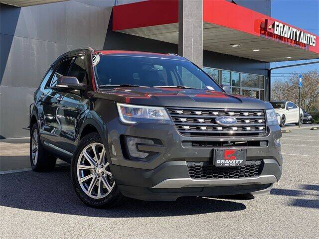 2017 Ford Explorer AWD Limited 4dr SUV - Roswell GA