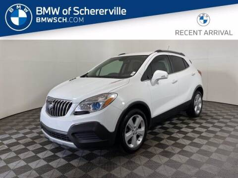 2016 Buick Encore for sale at BMW of Schererville in Schererville IN