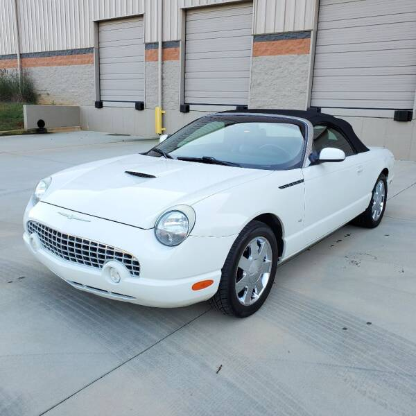 2003 Ford Thunderbird for sale at 601 Auto Sales in Mocksville NC