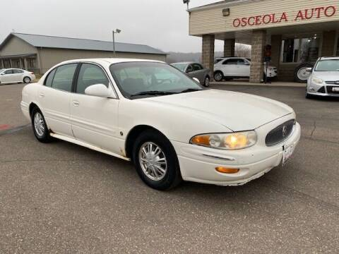 2005 Buick LeSabre for sale at Osceola Auto Sales and Service in Osceola WI