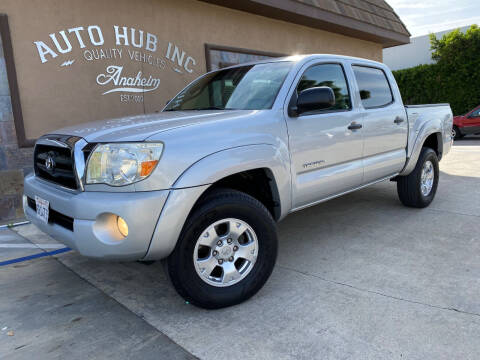 2007 Toyota Tacoma for sale at Auto Hub, Inc. in Anaheim CA