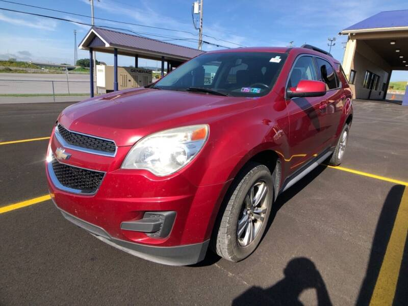 2013 Chevrolet Equinox for sale at Northern Automall in Lodi NJ