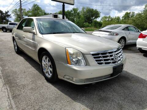 2009 Cadillac DTS for sale at Peter Kay Auto Sales in Alden NY