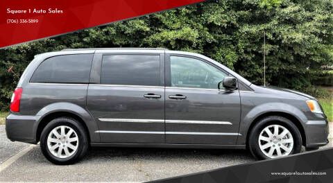 2015 Chrysler Town and Country for sale at Square 1 Auto Sales - Commerce in Commerce GA