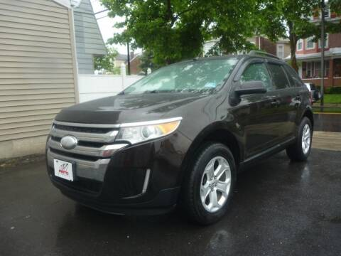 2013 Ford Edge for sale at Pinto Automotive Group in Trenton NJ